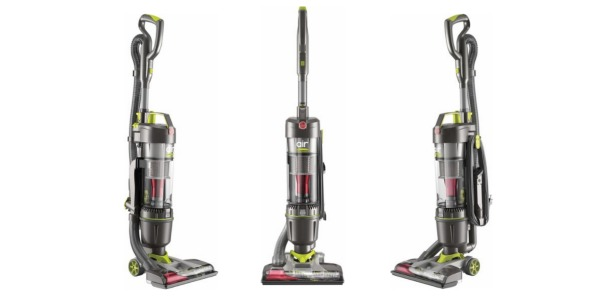 Hoover Air™ Steerable Pet Bagless Upright Vacuum ONLY $89