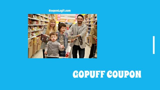 GoPuff Coupon