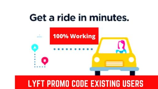 Lyft Promo Code Existing Users