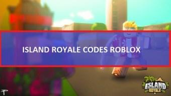Island Royale Codes