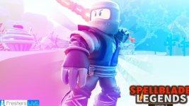 Spellblade Legends Codes