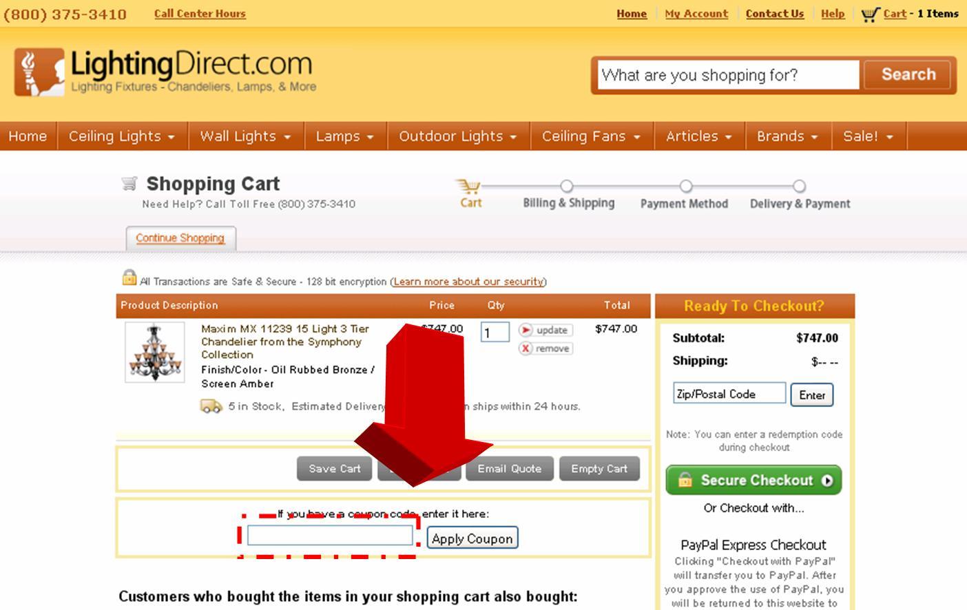 Lighting Direct Promo Code  Coupon Code