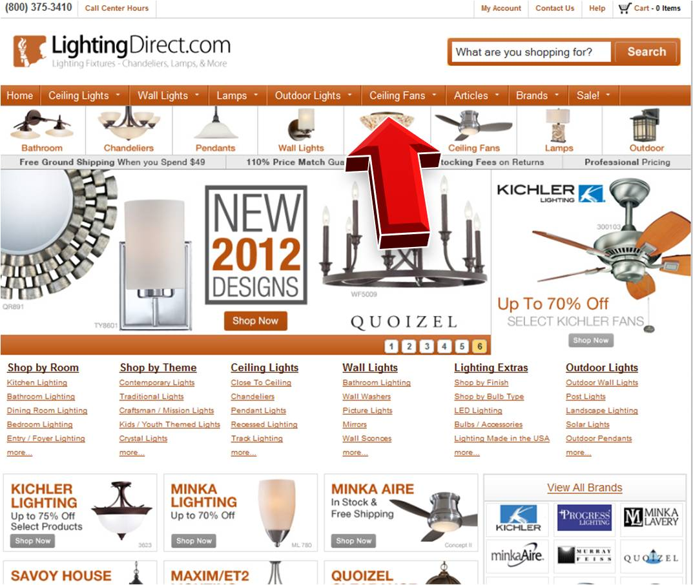 Lighting Direct Coupon
