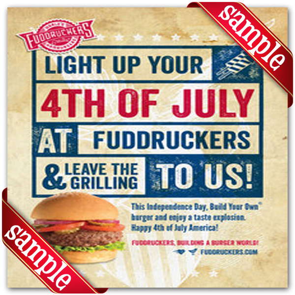 Fuddruckers coupons nov 2018  Lowes discount coupon november 2018