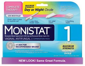 Monistat 1 or Monistat 3 Product Printable Coupon - You ...