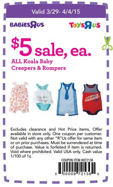 Baby R Us Printable Coupon : printable, coupon, Coupons, Codes, Coupon