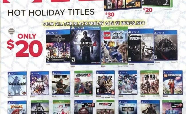 Gamestop Black Friday Ads Doorbusters And Deals 2017