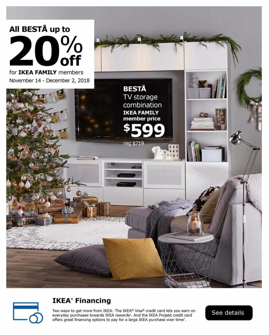 Ikea Black Friday Ads Sales Deals 2018 Couponshy