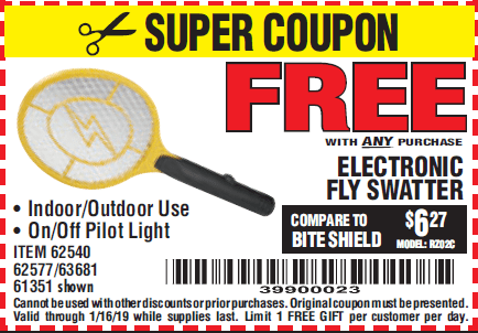 Harbor Freight 20 Percent Coupon Restrictions