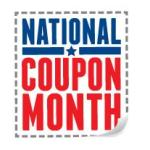 It's National Coupon Month! So Where Are All the Coupons?