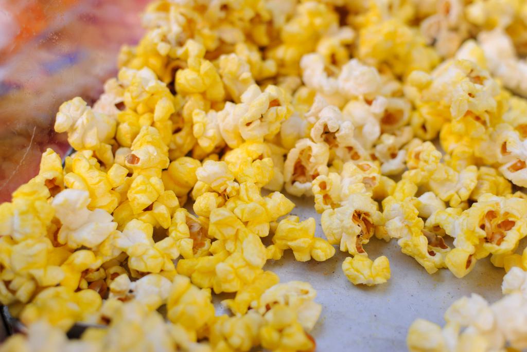 eating 10 000 bags of microwave popcorn