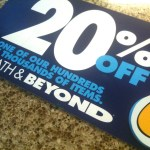 """Bed, Bath & Beyond to Coupons: """"We Hate You, But We Need You"""""""
