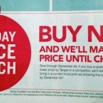 Target: Price Matching is Nice, Because No One Actually Does It