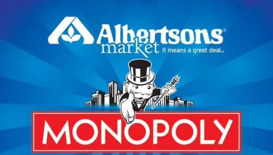 picture regarding Albertsons Monopoly Game Board Printable identify By yourself Are Not Transferring in the direction of Get A Million Revenue In opposition to Albertsons