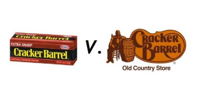 Cracker Barrel logos