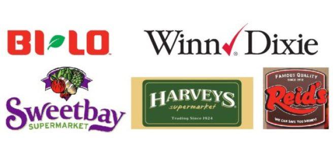 Bi-Lo company logos