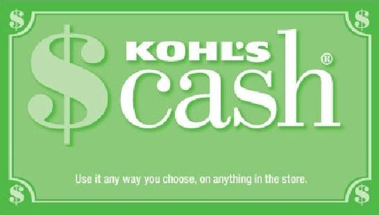 when is kohls cash