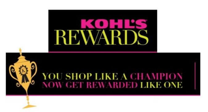 Kohl's Rewards