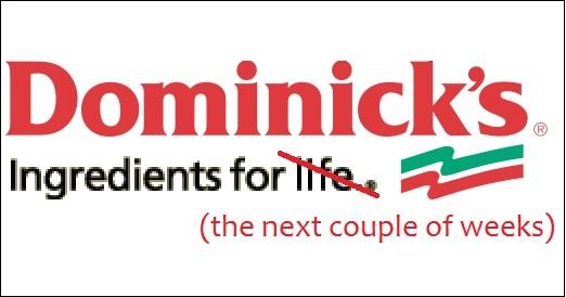 Dominick's closing