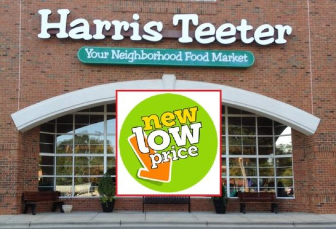 Harris Teeter lower prices