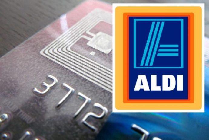 ALDI credit cards