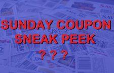 No Sunday Coupons – 11/29/20