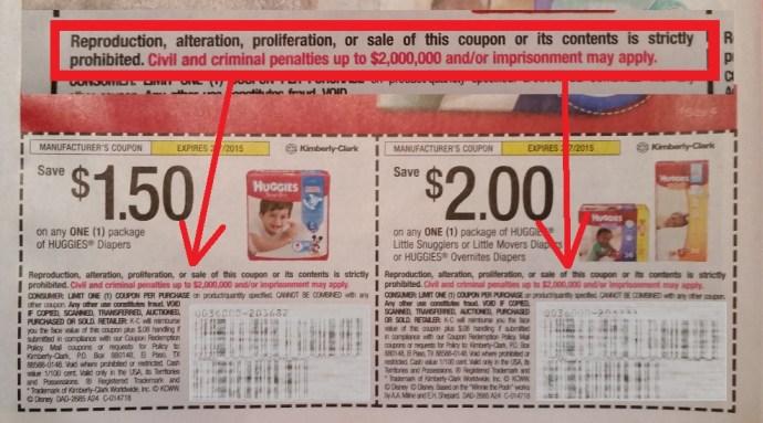 Kimberly-Clark coupons