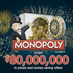 Albertsons Monopoly is Back, With Big Prizes and Even Bigger Odds