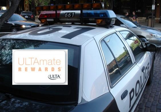 ULTA arrest