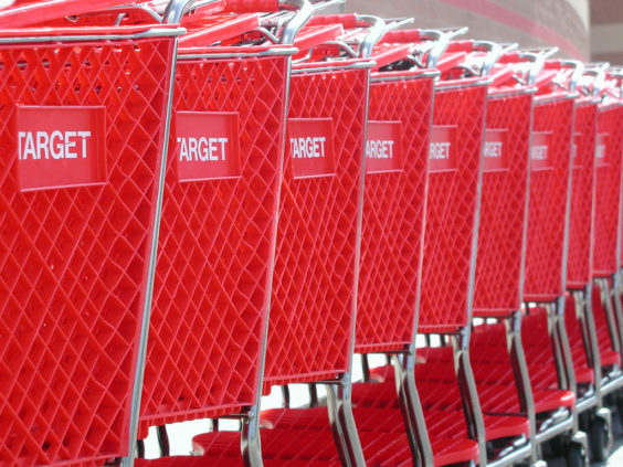 target carts photo