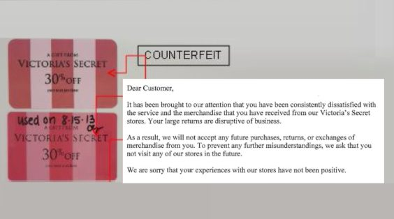 Ebay Reseller And Counterfeit Coupon User Banned From Store Coupons In The News