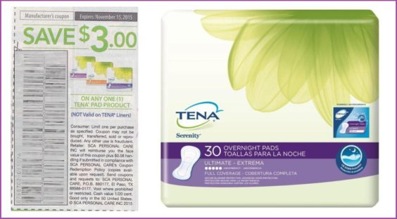 graphic about Tena Coupons Printable titled Principal Faults Induce Questionable Coupon - Coupon codes in just the Information