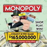 2016 Albertsons Monopoly Offers Huge Prizes, At Astronomical Odds