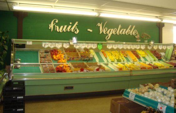 old supermarket