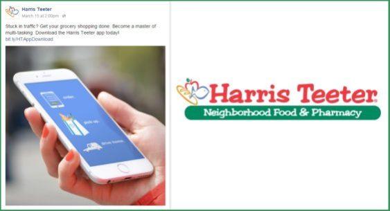 Harris Teeter app