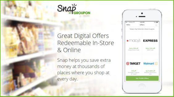 New Snap by Groupon