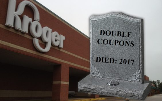 can you double coupons at kroger