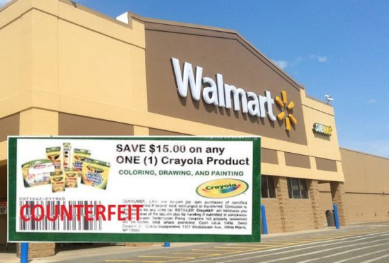 picture about Crayola Coupons Printable named Delighted Birthday! Youre Below Arrest for Coupon Scam