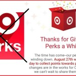 Target Officially Kills Off Cartwheel Perks