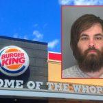 Gun-Toting Burger King Couponer Arrested