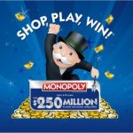 2018 Albertsons Monopoly Game Offers Guaranteed Millions