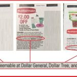 Warning: Don't Try to Use These Coupons at a Dollar Store