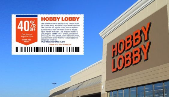 Jury To Decide If Hobby Lobby S Coupons And Pricing Are Deceptive