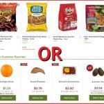 Buying Groceries Online is Hazardous to Your Health
