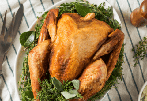 The Good News? Thanksgiving Will Be Cheaper This Year. The Bad News? Well, You Know.