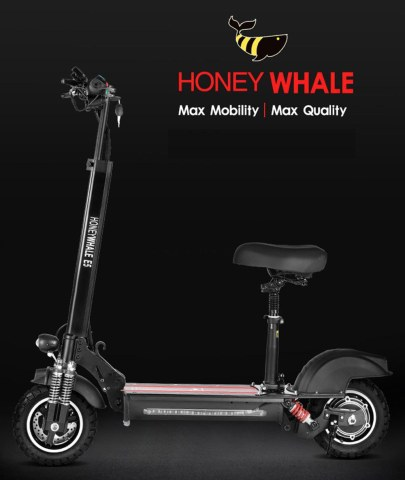 38 off honeywhale e5 folding electric scooter