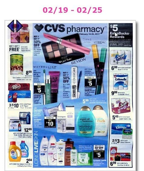 Added the CVS Deal Ideas for the Week of 2/19/17!