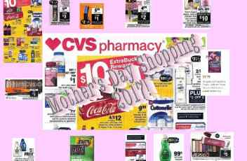 CVS 5-14-17 Deal Ideas Mother's Day