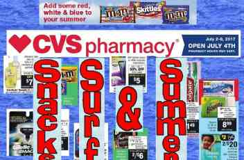 CVS 7-2-17 Deal Ideas