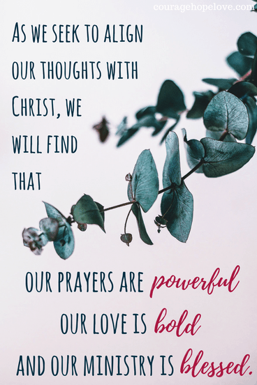 Take Thoughts Captive and Make Obedient to Christ